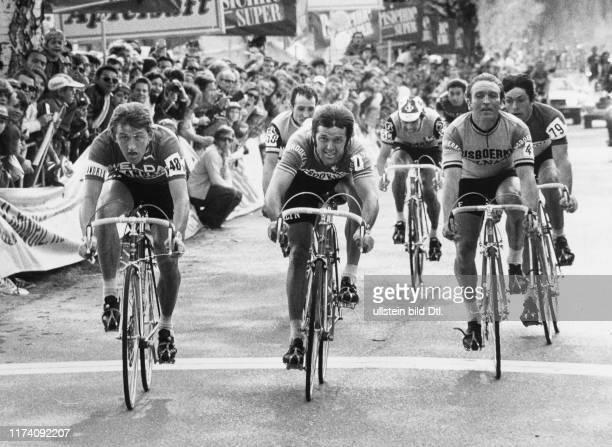 Meisterschaft von Zürich 1976: Maertens, de Vlaeminck, Godefroot