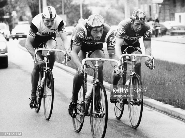 Meisterschaft von Zürich 1977: Dietrich Thurau und Francesco Moser