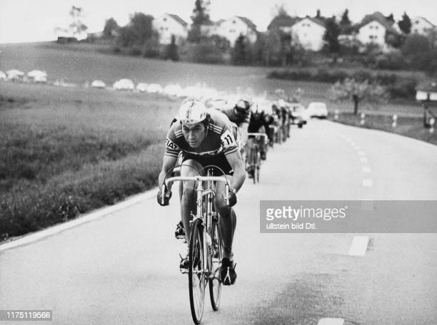 Meisterschaft von Zürich 1977: Eddy Merckx