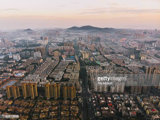 meixi lake, changsha - changsha stock pictures, royalty-free photos & images