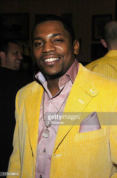 Mekhi Phifer during Launch Party In Bed with Robert Evans on Sirius Satellite Radio at Robert Evans apartment in Woodland Beverly Hills California