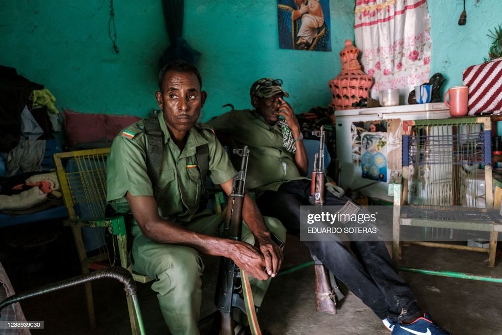 TOPSHOT-ETHIOPIA-UNREST : News Photo