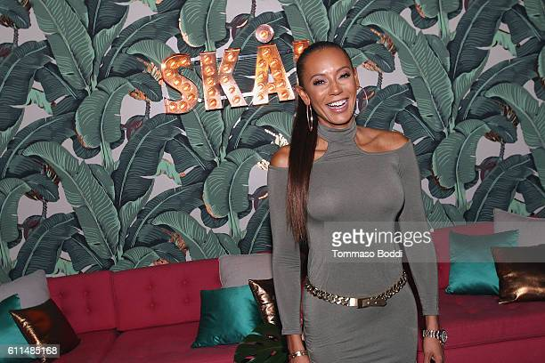 Mel B attends a private dinner at the home of Jonas Tahlin CEO Absolut Elyx on September 29 2016 in West Hollywood California