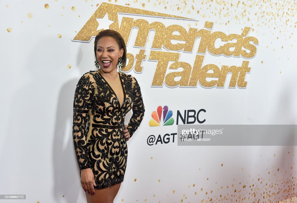 """America's Got Talent"" Season 13 Live Show Red Carpet : News Photo"