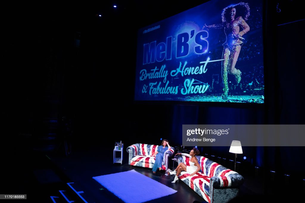 "Mel B's ""Brutally Honest & Fabulous Show"" : News Photo"
