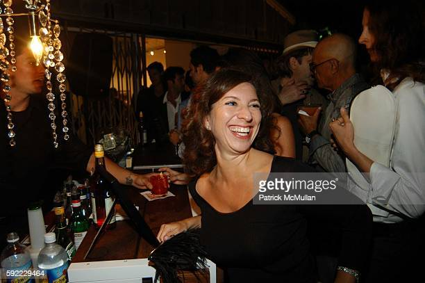 Mel Blatt attends Vanity Fair hosts a performance by the Jane Doe's at House of Campari on September 1 2005 in Venice CA