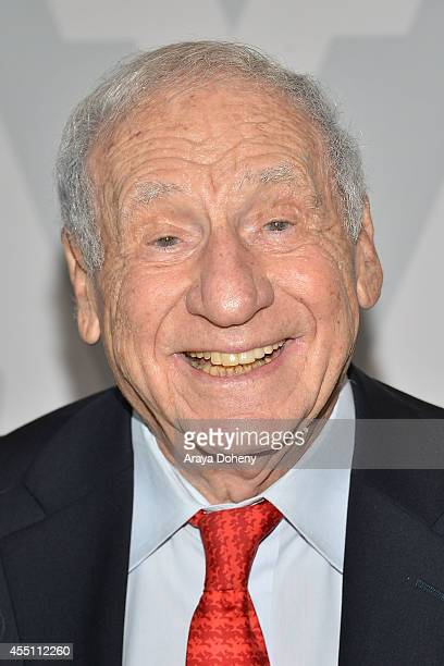 Mel Brooks attends The Academy of Motion Picture Arts and Sciences celebrates the 40th anniversary of 'Young Frankenstein' at AMPAS Samuel Goldwyn...