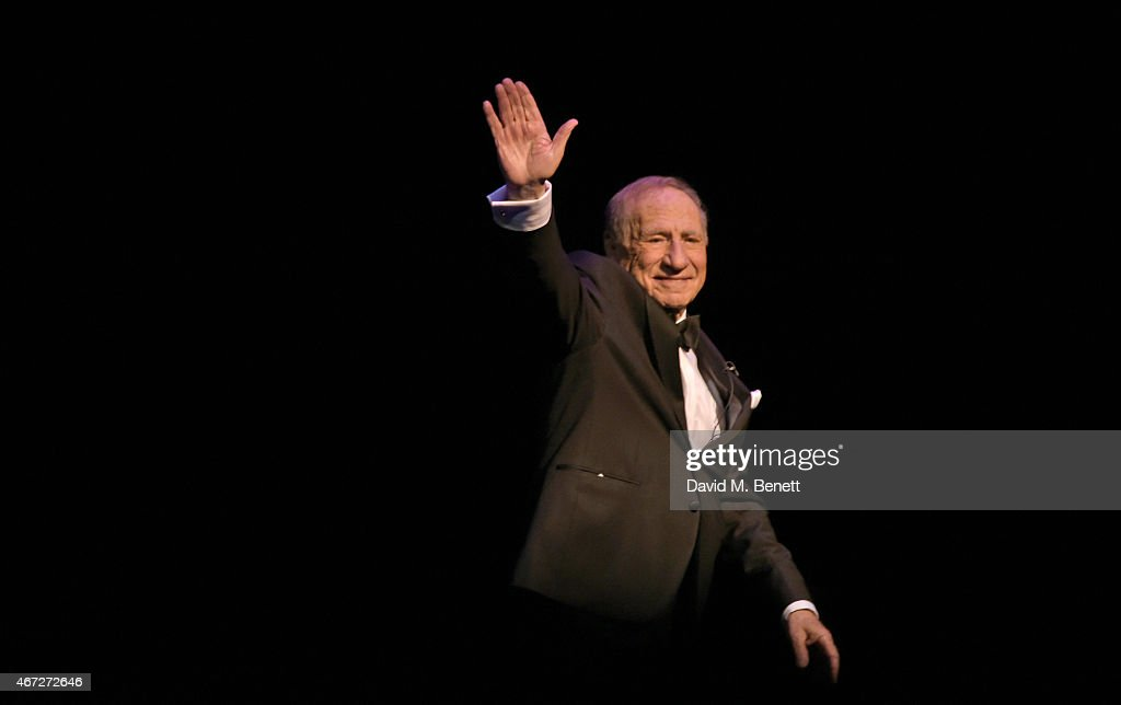 Mel Brooks: Live In London - Curtain Call & Post-Show Drinks