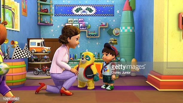 OSO Mel Brooks Rebecca Romijn Jenna Elfman Doris Roberts Freddy Rodriguez and Sarah Chalke will guest star in new episodes of Disney Junior's...