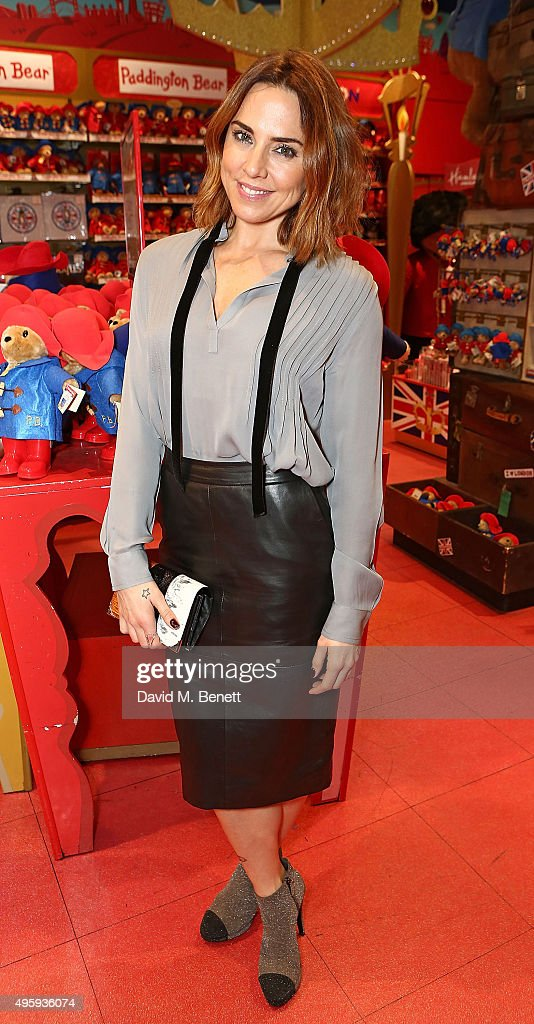 Mel C attends the press night after party for 'Elf: The Musical' at the Dominion Theatre on November 5, 2015 in London, England.