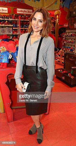 Mel C attends the press night after party for Elf The Musical at the Dominion Theatre on November 5 2015 in London England