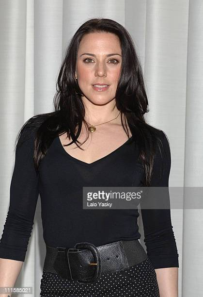Mel C during Mel C Launches Her Album 'Beautiful Intentions' at the Puerta de America Hotel in Madrid at Puerta de America Hotel in Madrid Spain