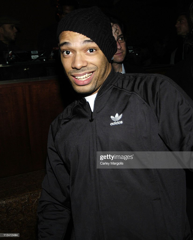 DJ Mel DeBarge during Grand Opening of Nest - January 31, 2006 at Nest in New York City, New York, United States.