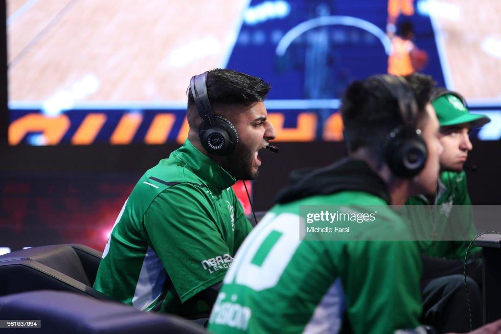 Jazz Gaming v Celtics Crossover Gaming