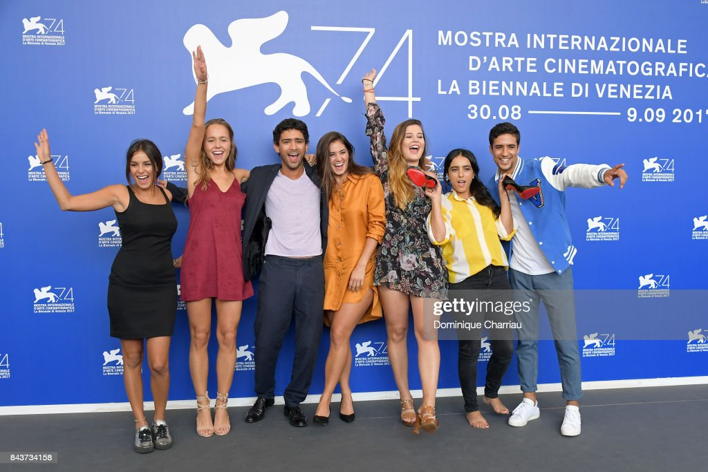 Mektoub; My Love: Canto Uno Photocall - 74th Venice Film Festival