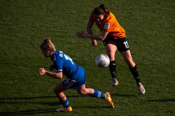 GBR: London Bees v Leicester City Women - Barclays FA Women's Championship