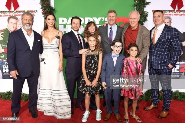 Mel Gibson Alessandra Ambrosio Mark Wahlberg Linda Cardelinni Will Ferrell John Lithgow John Cena Didi Costine Owen Wilder Vaccaro and Scarlett...
