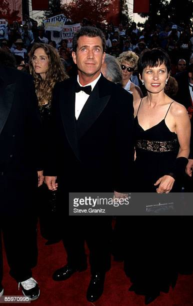 Mel Gibson and wife Robyn Gibson