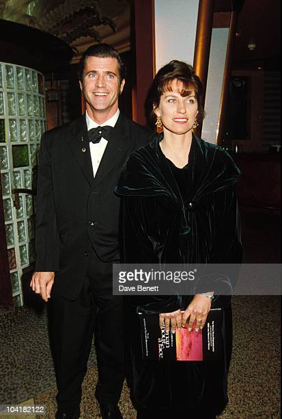 Mel Gibson And Wife Robyn Man Without A Face Premiere Party