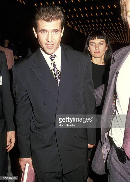 Mel Gibson and wife Robyn Moore