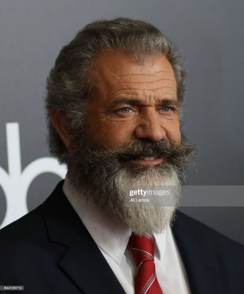 Mel Gibson attends the 20th Annual Hollywood Film Awards on November 6, 2016 in Los Angeles, California.