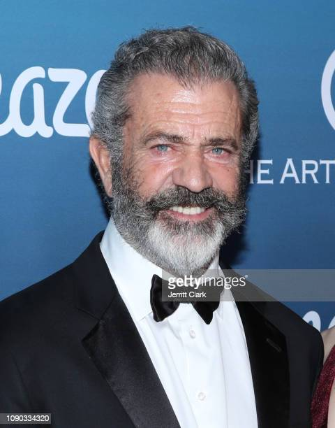 Mel Gibson attends The Art Of Elysium's 12th Annual Celebration Heaven Arrivals on January 05 2019 in Los Angeles California