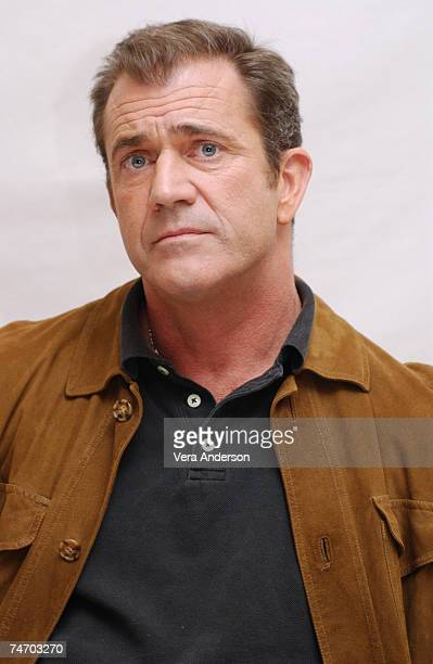 Mel Gibson Writer/Director during 'The Passion of the Christ' Press Conference with Mel Gibson Jim Caviezel and Maia Morgenstern at the Four Seasons...