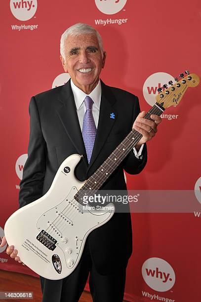 Mel Karmazin attends 2012 WhyHunger Chapin Awards at The Lighthouse at Chelsea Piers on June 13 2012 in New York City