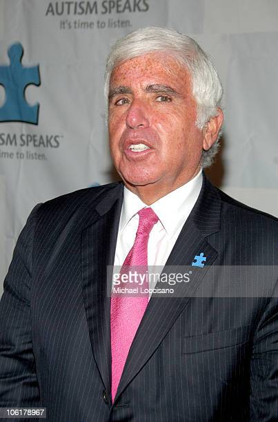 Mel Karmazin CEO Sirius Satellite Radio during A Concert Fundraiser for Autism Speaks Featuring Toni Braxton at Jazz at Lincoln Center in New York...