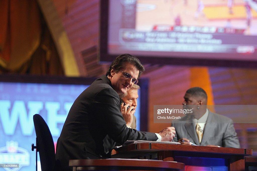 2007 NFL Draft : News Photo