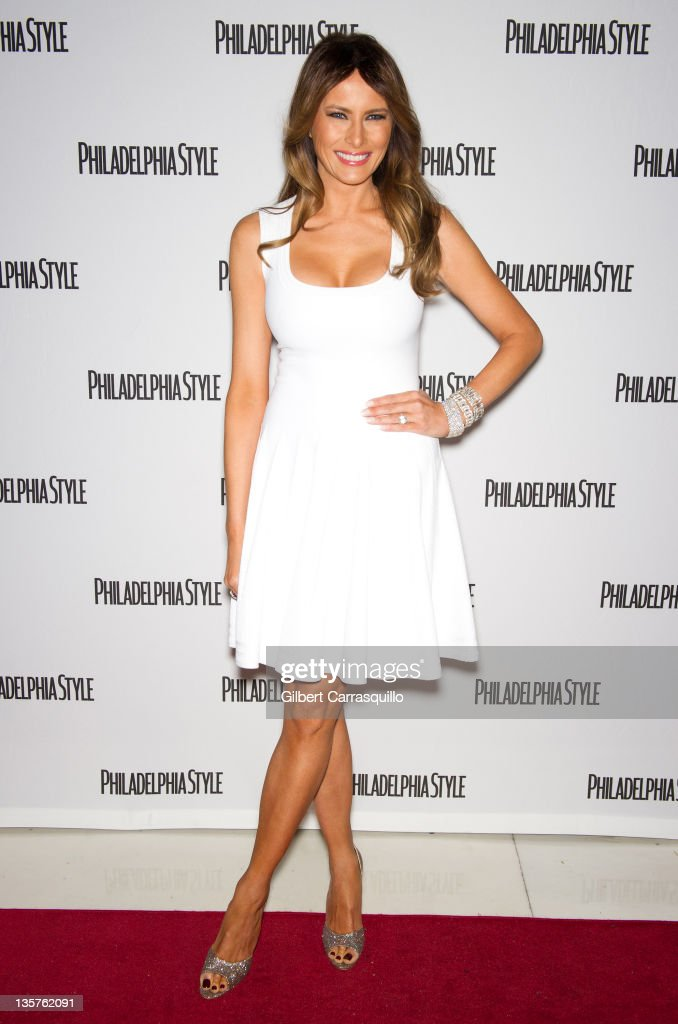Philadelphia Style Magazine Hosts The Holiday Issue Release Party With Melania Trump