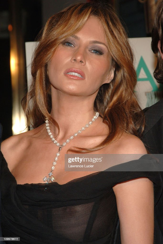 "Donald Trump Hosts the Opening Night Reception of ""Veranda: New York's Best at"