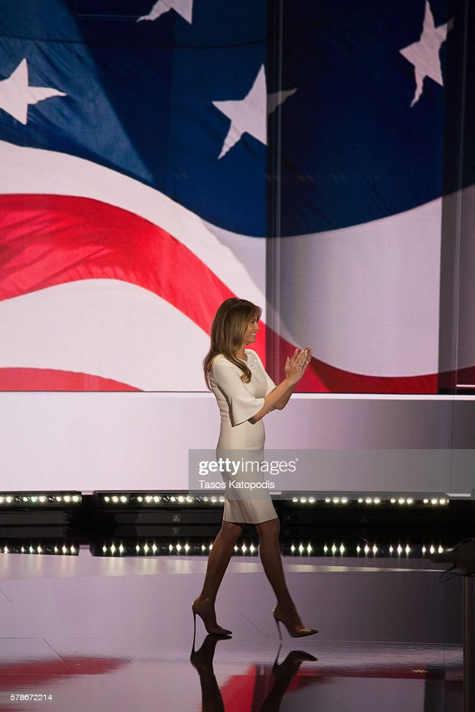 2016 Republican National Convention - Day 4 : News Photo
