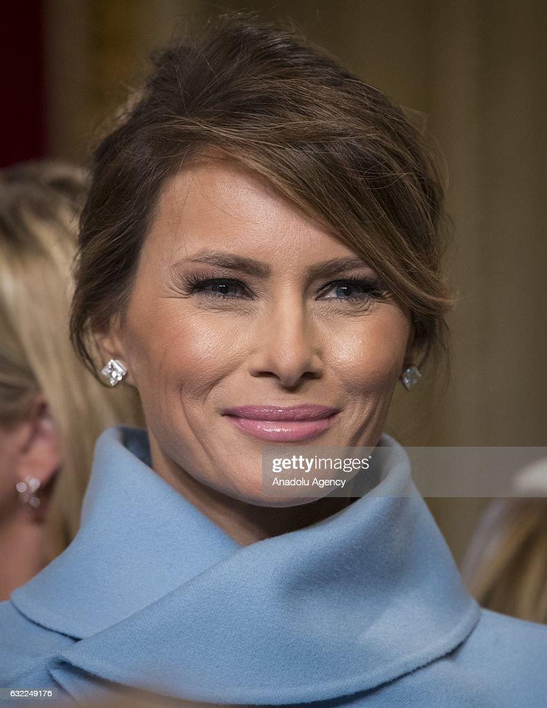 58th U.S. Presidential Inauguration   : News Photo