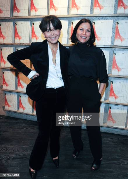 Melanie Acevedo And Dara Caponigro attend Kelly Wearstler hosts 'The Authentics' book signing launch party for Melanie Acevedo and Dara Caponigro at...