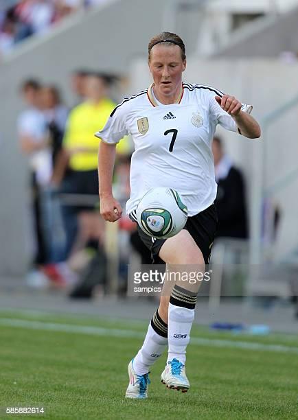 Melanie Behringer Frauenfussball Länderspiel Deutschland Nordkorea Korea DVR 20 am 21 5 2011