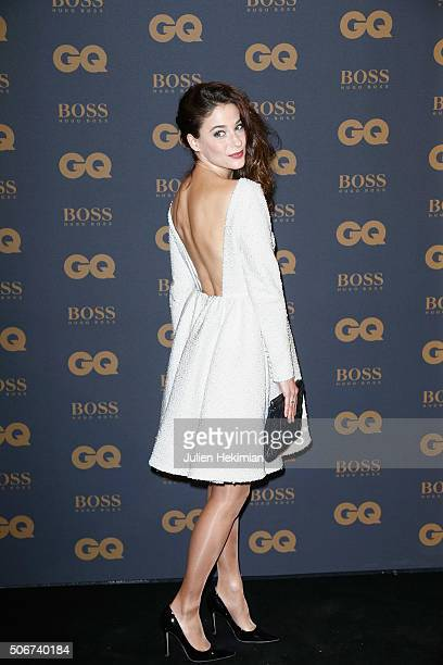 Melanie Bernier Attends The Gq Men Of The Year Awards  As Part Of Paris Fashion