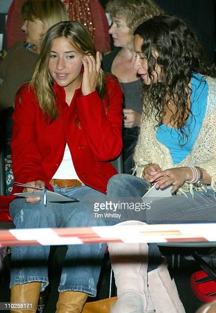 Melanie Blatt and Leah Wood