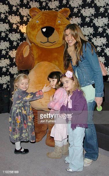 Melanie Blatt with Daughter Lilyella