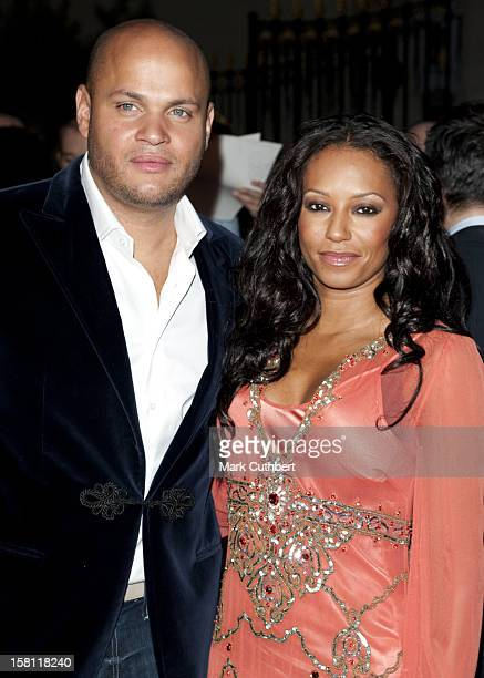 Melanie Brown And Her Husband Stephen Belafonte Arrives For The Daily Mirror'S Pride Of Britain Awards 2009 At The Grosvenor House Hotel, Park Lane,...