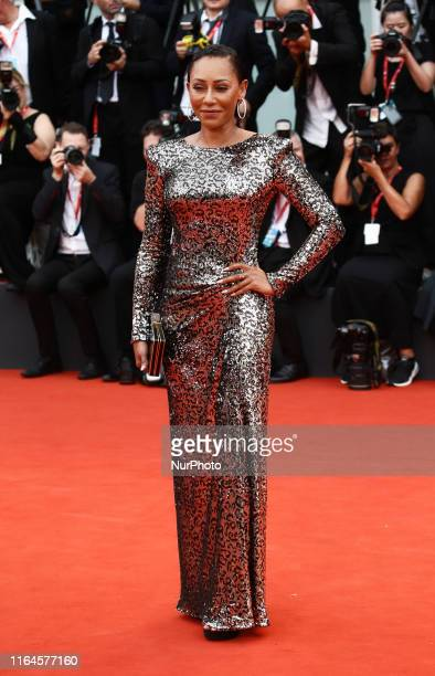 """Melanie Brown attends the Opening Ceremony and the """"La Vrit"""" screening during the 76th Venice Film Festival at Sala Grande on August 28,..."""