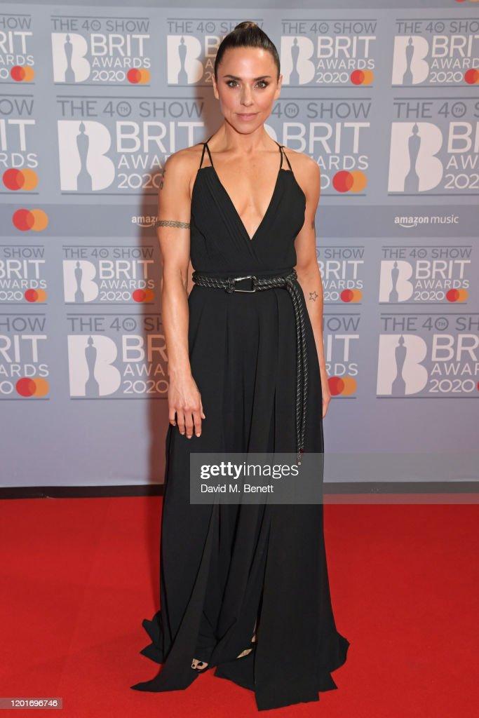 The BRIT Awards 2020 -  VIP Arrivals : ニュース写真