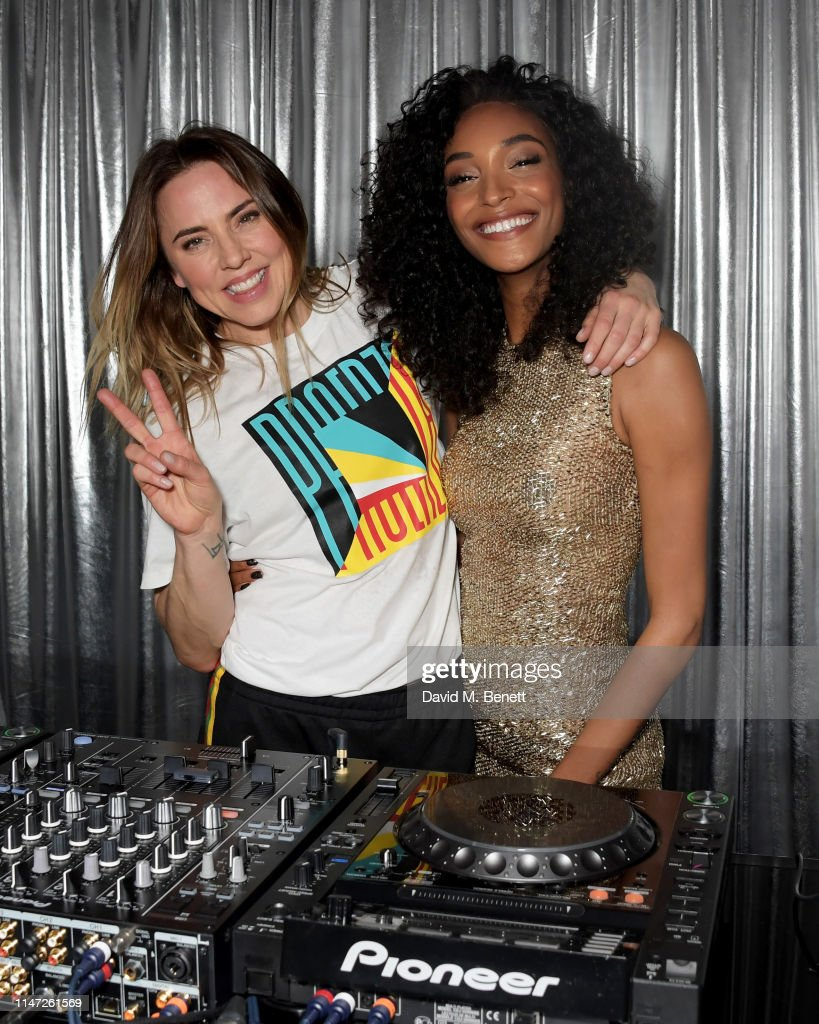 Maybelline Throws A Party Hosted By Jourdan Dunn To Celebrate Being The NO.1 Mascara Brand In The UK : ニュース写真