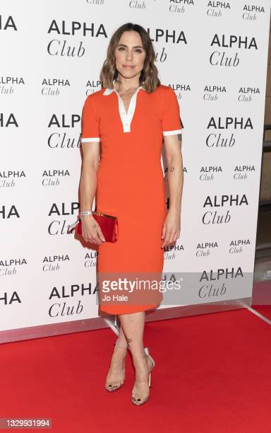 Melanie C attends The Best of the West End Concert at the Royal Albert Hall on July 21, 2021 in London, England.