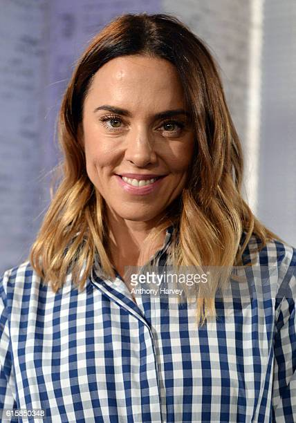 Melanie C attends the BUILD Series LDN event at AOL London on October 20 2016 in London England