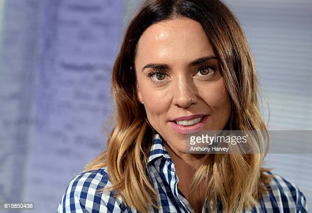 Melanie C attends the BUILD Series LDN event at AOL London on October 20, 2016 in London, England.