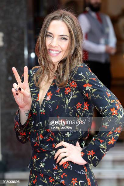 Melanie C attends 'The Prince's Trust' and TKMaxx with Homesense Awards at London Palladium on March 6, 2018 in London, England.