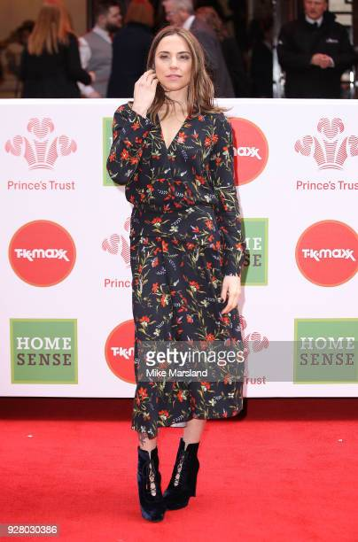Melanie C attends 'The Prince's Trust' and TKMaxx with Homesense Awards at London Palladium on March 6 2018 in London England