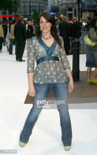 Melanie C during 'The Day After Tomorrow' London Premiere Outside Arrivals at Leicester Square in London Great Britain