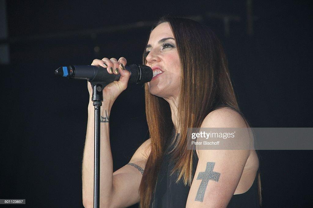"Melanie C. (Ex- Girlsgroup ""Spice Girls""), Gala 31. ""Deutscher Sportpresseball"", Alt : News Photo"